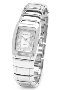 Valentino Women's Silver Metal Alloy Strap Watch 20121817 - 4