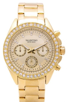Valentino Women's Watch 20121502 (Gold/Gold Dial) Price Philippines