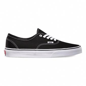Vans Authentic Black Canvas
