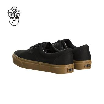 Vans Era Lifestyle Shoes Black / Classic Gum vn0w3cdum -SH
