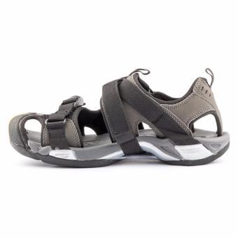 Vertigo Komodo Sandals (Black/Silver) - 2