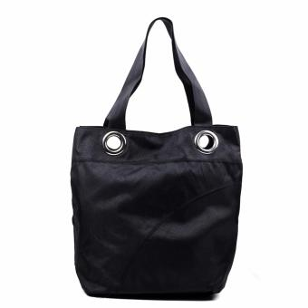 Vintage Paris Jess Tote Bag (Black)