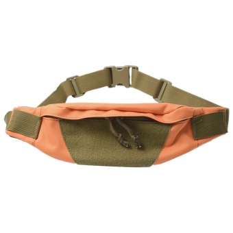 Vococal Multifunctional Waist Bag (Orange/Khaki)