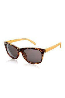 Wayth DY788 Unisex Vintage Classic Sunglasses with Plastic Frame Lens