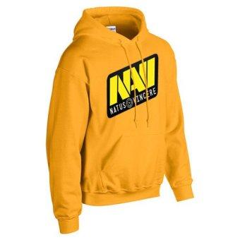 Winner Brand NA'VI Design Hoodie Jacket NAVI Natus Vincere DOTA 2CS GO (Yellow) - 2