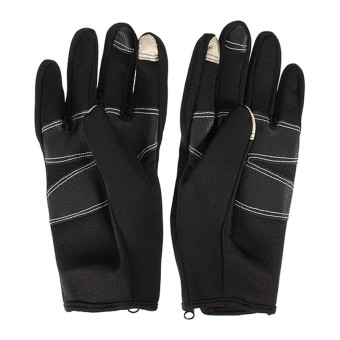 Winter Cycling Gloves 1 Pair - Intl - picture 2