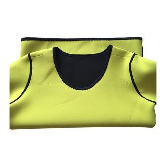 Women & Men Body Shaper Long Sleeve Slimming Neoprene Hot Sweat Shirt for Weight Loss Best Wear in Gym/Fitness/Running/Yoga/Zumba - intl - 3
