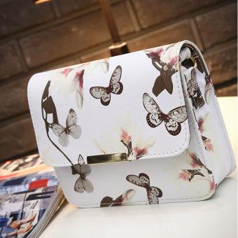 Women Crossbody Sling Shoulder Bags(White) - 4