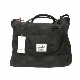 Women Fashion Trendy Travel Tote Bag (Black)
