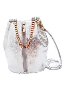Women Handbag Shoulder Bags (Silver)