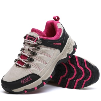 Women outdoor sport shoes casual shoes hiking shoes lover Climbingshoes - 5