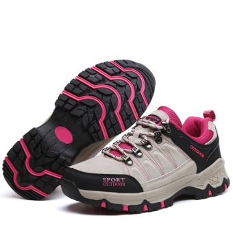 Women outdoor sport shoes casual shoes hiking shoes lover Climbingshoes - 4
