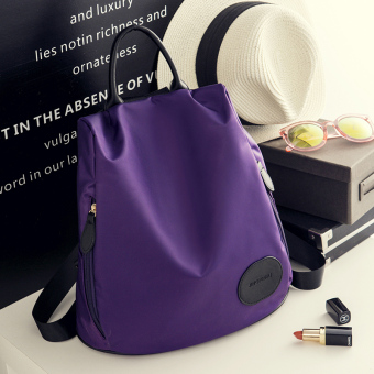 Women's Casual Nylon Bag (Purple Three sets)