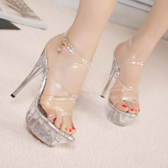 Women's Platform High Heels Party Sandals - intl