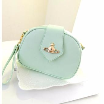 Women's Fashion Pastel Colors Small Sling bag - Green Price in Philippines