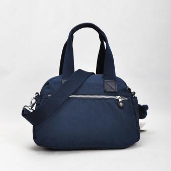 Women's Girl Lady Large Capacity Lightweight Waterproof Nylon DefeaCross Body Bag Shoulder Bags (Royal Blue) - intl - 4