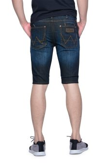 Wrangler Crave Denim Shorts (Broken Blue)
