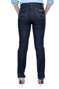 Wrangler Ladies Tina Jeans (Electric Indigo) - 3