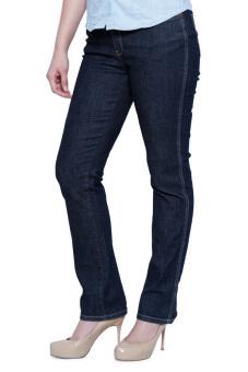 Wrangler Ladies Tina Jeans (Electric Indigo) - 2