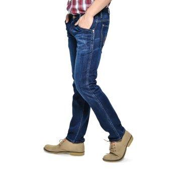 Wrangler Men's Spencer Denim Pants (Ice Cool) - 2