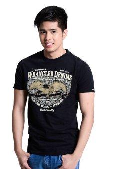 Wrangler Rugged T-Shirt (Black)