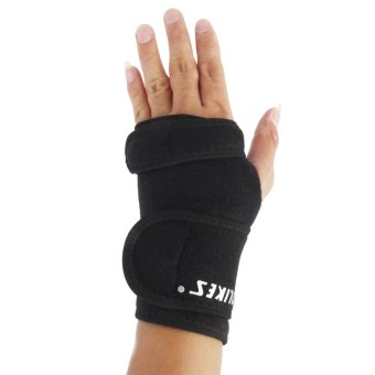Wrist Hand Elastic Palm Support Splint Carpal Tunnel Pain Relief