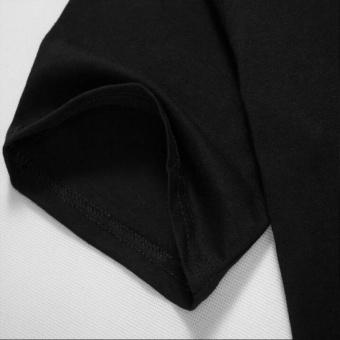 WWE Dean Ambrose Initials Unstable Design Custom Fashion MensCotton T-shirt(Black) - intl - 4