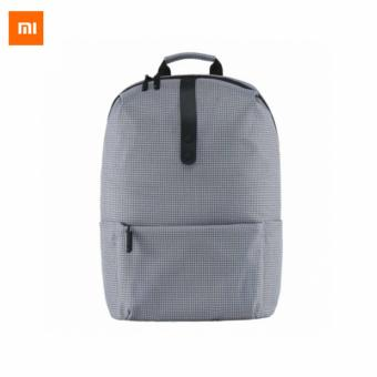 Xiaomi Backpack Bag 600D Polyester Durable Waterproof Outdoor Suit For 15.6 Inch-Laptop 25L Capacity (Gray)