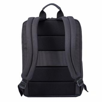 Xiaomi Classic Business Backpack with Large Capacity Laptop Bag (BLACK) - 3