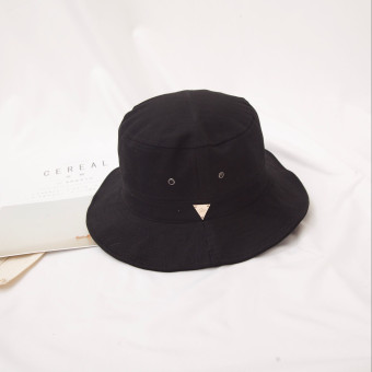 Yamamoto Korean-style female iron standard sun hat fisherman hat