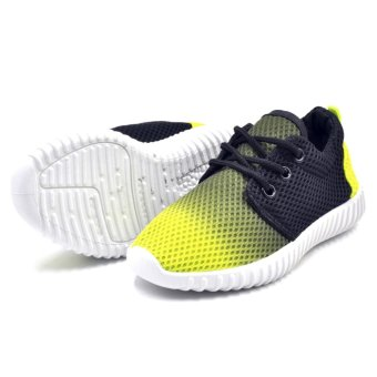 ZAC 785 Unisex Fashion Sneakers Kids Shoes (Yellow