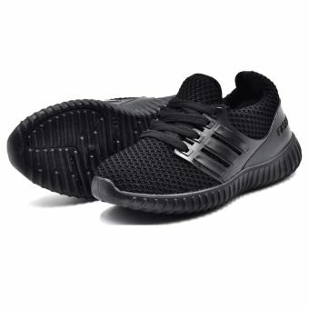 ZAC | A-01 Unisex Fashion Sneakers Kids Shoes (Black)