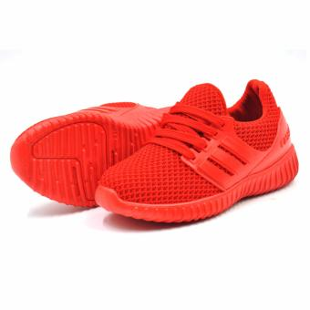 ZAC | A-01 Unisex Fashion Sneakers Kids Shoes (Red)