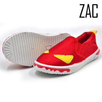 ZAC AA-S17 Bakugou Unisex Fashion Sneakers Kids Shoes (White)