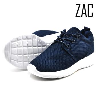 ZAC | FX002-3 Unisex Fashion Slip-On Sneakers Kids Shoes (NavyBlue)
