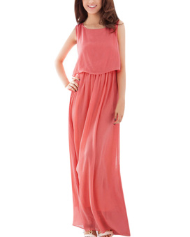 ZANZEA Boho Summer Maxi Evening Pary Dresses Red S-3XL Price Philippines