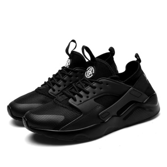 Zo 61627_Bs Men's Air Huarache Utility Running Shoes(Black) - intl