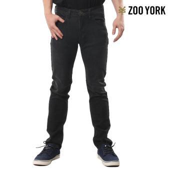 Zoo York Men's Ramone Distruct Denim Skinny Pants VISTA BLUE
