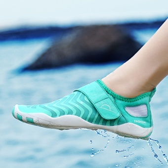 ZOQI Fashion Surfing Shoes Outdoor Swimming Water Sport Shoes(Lightblue) - intl - 4