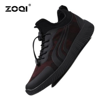 ZOQI Men's Fashion Shoes Sneakers Lightweight net sports shoes(Red) - intl