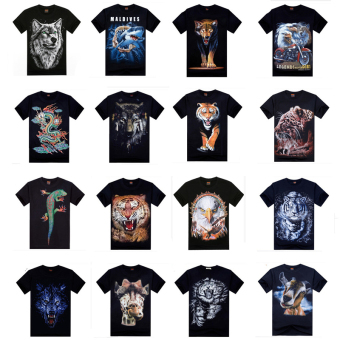 ZUNCLE Printing Abstract Unisex Women/Men Casual 3D T- shirt for men/women harajuku Tee shirt(D0000017D32) Price Philippines