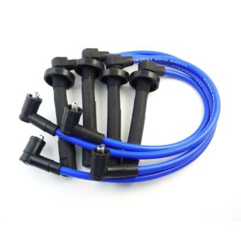 10.2MM RACING SPARK PLUG WIRES For Honda Civic Racing ZFR5F-11D16Y8 - intl - 5