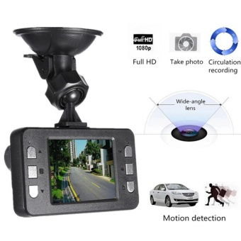 1080P HD Car DVR Camera Video Recorder Dash Cam Night Vision G-sensor - intl