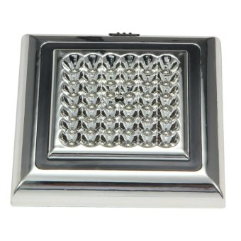 12V 42 LED White Car Vehicle Indoor Roof Ceiling Lamp Interior DomeLight - intl