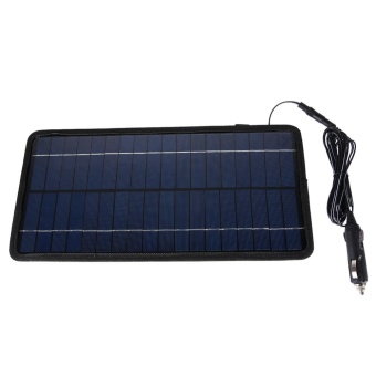 12V 8.5W Portable Solar Panel Car Charger Car Boat - intl Price Philippines