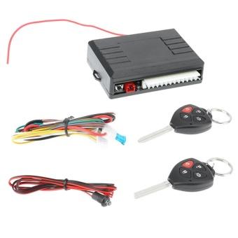 12V Car Vehicle Burglar Alarm Keyless Lock Entry Security System - intl
