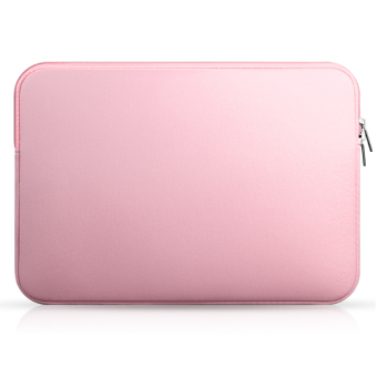 13.3 inch Laptop Sleeve Case Bag Pouch Storage For Mac MacBook Air Pro Pink