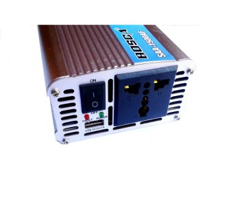 1500W 12V DC to 220V AC Power Inverter with 5V USB Charging Port#0076 - 2
