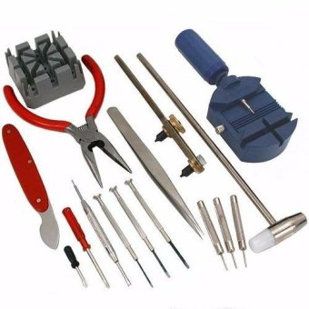 16-in-1 Tool Set Kit for Watch Repair -