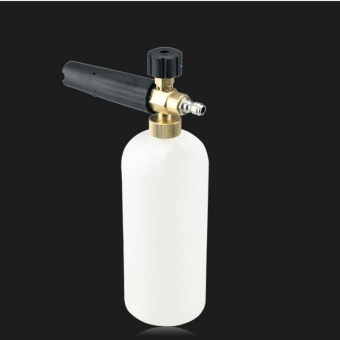 1L Snow Foam Lance Washer Car Clean Wash Pressure Bottle Sprayer Kettle - intl